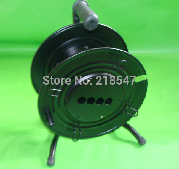 Audio and video signal cable wire spool Portable line cable car for snake calbe
