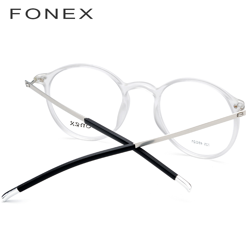 18bfc69ff3 Aliexpress.com   Buy TR90 High Quality Round Glasses Frame Men Women  Vintage Prescription Eyeglasses Myopia Optical Frames Spectacles Retro  Eyewear from ...
