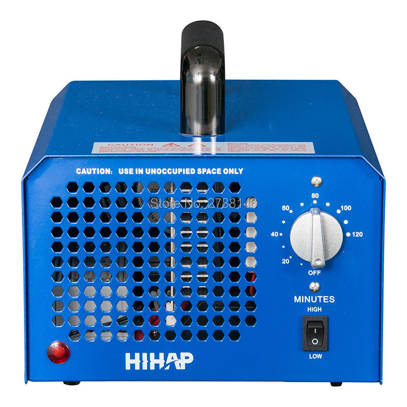 HIHAP 7G ozongeneratorluftfilter med ozonjustering fra 3,5g-7,0g - Husholdningsapparater - Foto 3