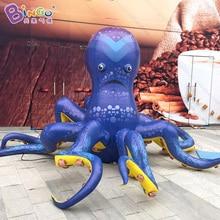 Высокое качество на открытом воздухе 5 м гигантские надувные Осьминог индивидуальные ocean декоративные Осьминог для партии надувные игрушки
