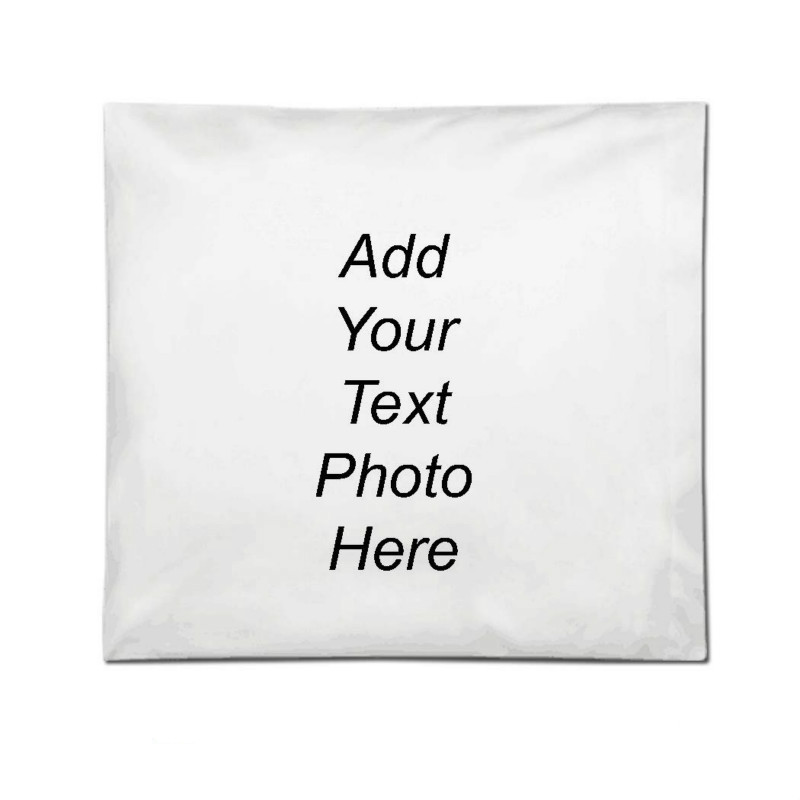 RULDGEE 2019 New Design Picture Print Pet Wedding Personal Life Photos Customize Gift Home Cushion Cover Pillowcase Pillow Cover