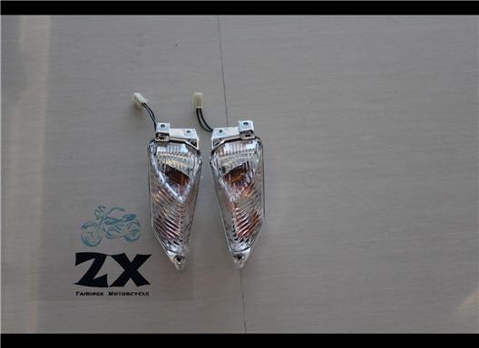 Пара заднего поворота световые индикаторы заднего фонаря поворотник для Suzuki GSXR системы GSX-Р 1000 GSXR1000 К9 К10 К11 2009-2016 2015 ZXMT