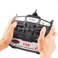 6-канальный USB 3D вертолет симулятор полета вертолет самолёт