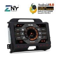 4GB RAM 9 Android Car Stereo For Kia Sportage 2009 2010 2011 2012 2013 2014 2015 Auto Radio GPS Navigation Backup Camera No DVD