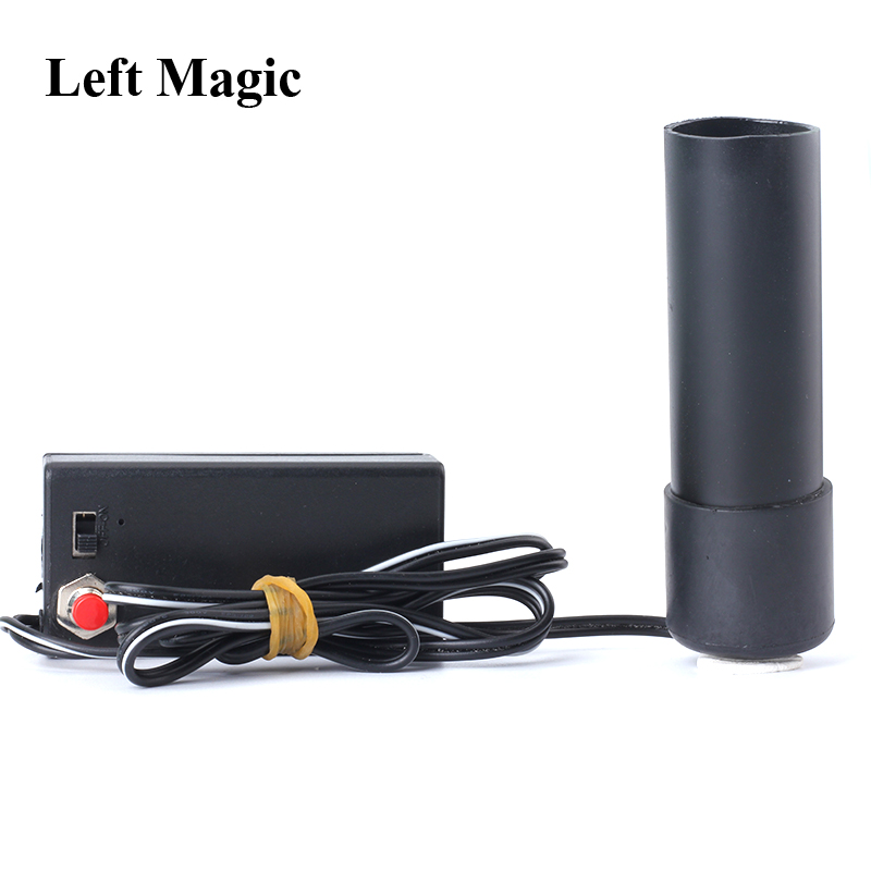 Hand SnowStorm Cannon -- Fire Magic Tricks  Stage Gimmick Props Illusion Comedy Accessories Mentalism