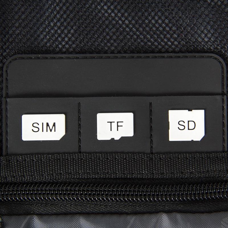 ECOSUSI Elektronisk Tillbehör Bag Nylon Mens Travel Tillbehör För - Resetillbehör - Foto 5