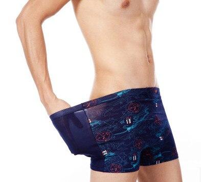 4PC XXXXXXXL stor størrelse modal Motion bukser Mand trusser boxere trusser behagelig åndbar undertøjshorts mand boxer