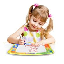 Drawing toys baby water drawing mat kids painting mat toys children writing mats