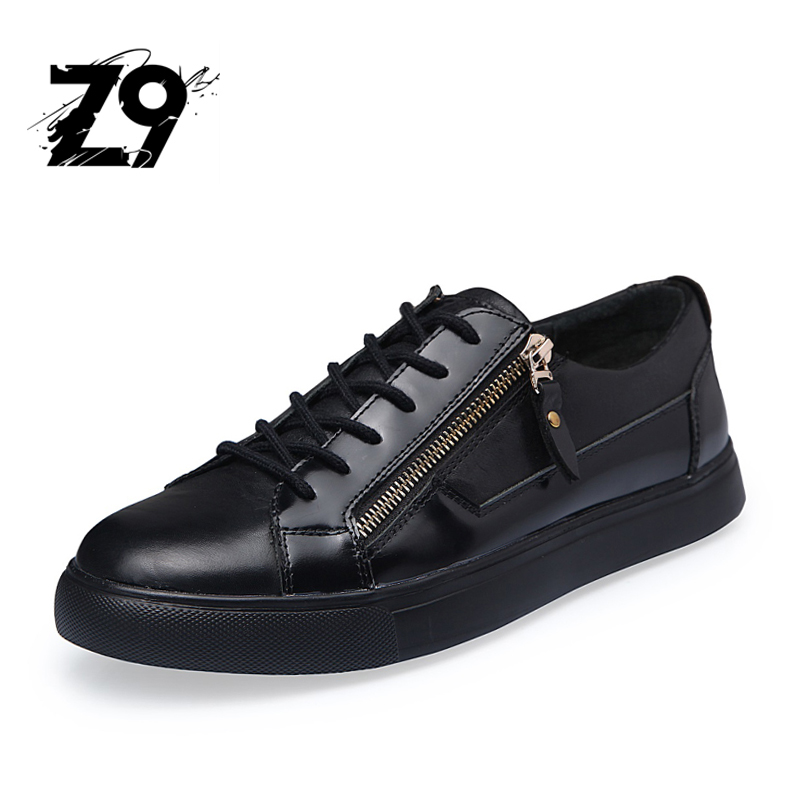 New men casual shoes fashion sneaker leather comfortable flats lace breathable spring autumn skator style for men's quality denim shoes 2016 new arrival men s fashion breathable casual comfortable lace up shoes spring summer wear men seankers xmf265
