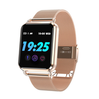 Q3 Smartwatch Men Women Fitness Bracelet Heart Rate Tracker Smart Wristband Blood Pressure Watch for IOS Android phone PK p68