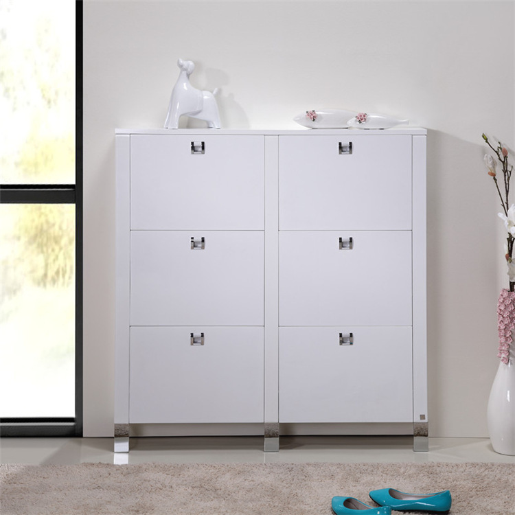Exceptional Wholesale Luxury Large Capacity Shoe Racks Living Room Furniture White Shoe  Cabinet In Shoe Cabinets From Furniture On Aliexpress.com | Alibaba Group Part 31