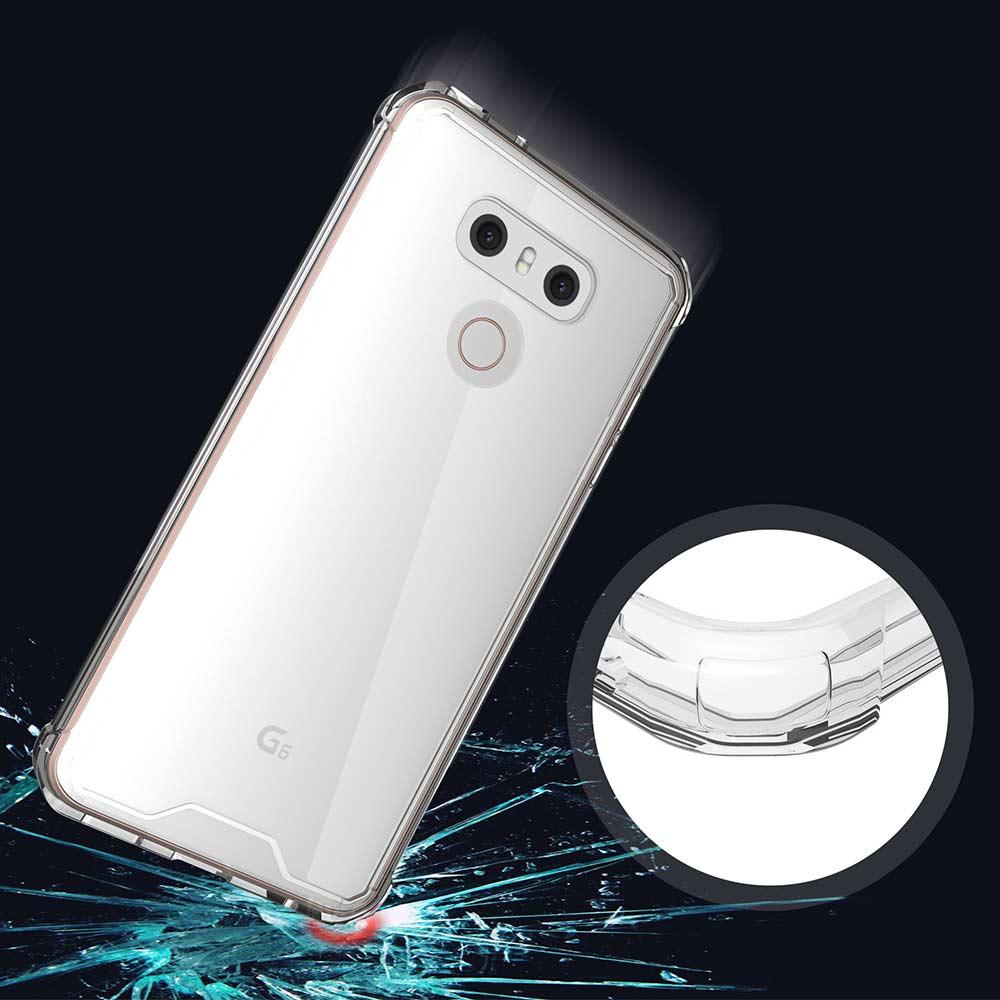 OneMinus Θήκη ανθεκτική για το LG G6 Κάλυμμα - Ανταλλακτικά και αξεσουάρ κινητών τηλεφώνων - Φωτογραφία 2