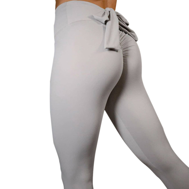 afd0267ed33ef Women's Sport Yoga Pants Sexy Push Up Back Straps Gym Sport Leggings Women  Running Tights Skinny Joggers Compression Gym Pants
