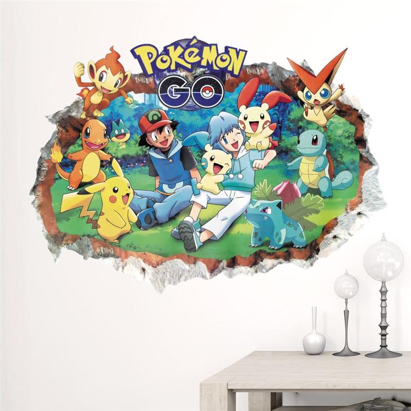 online get cheap pokemon wall decals -aliexpress | alibaba group