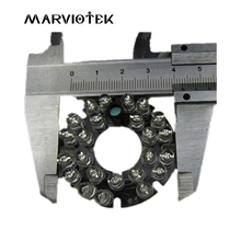 Led-Board Camera Infrared Led Night-Vision IR for Matched TVI/CVI And Small Size-Lens