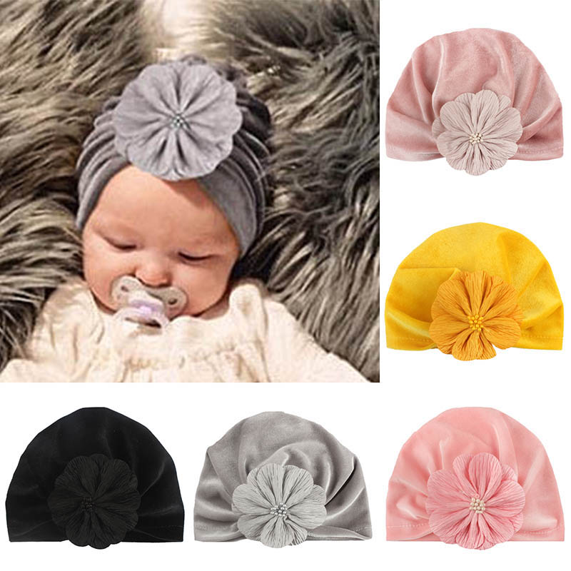Lot 7-70 Packs Newborn  Headband Lace Turban Knot Head Wrap Hairband Girl Baby