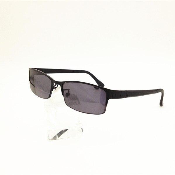Herren-brillen Korrektionsbrillen Stetig Eyesilove Mode Männer Myopie Brille Frauen Kurzsichtig Sonnenbrille Sonnenbrille Myopie Brillen Grau Farbe Gafas-0,50 Bis-6,00