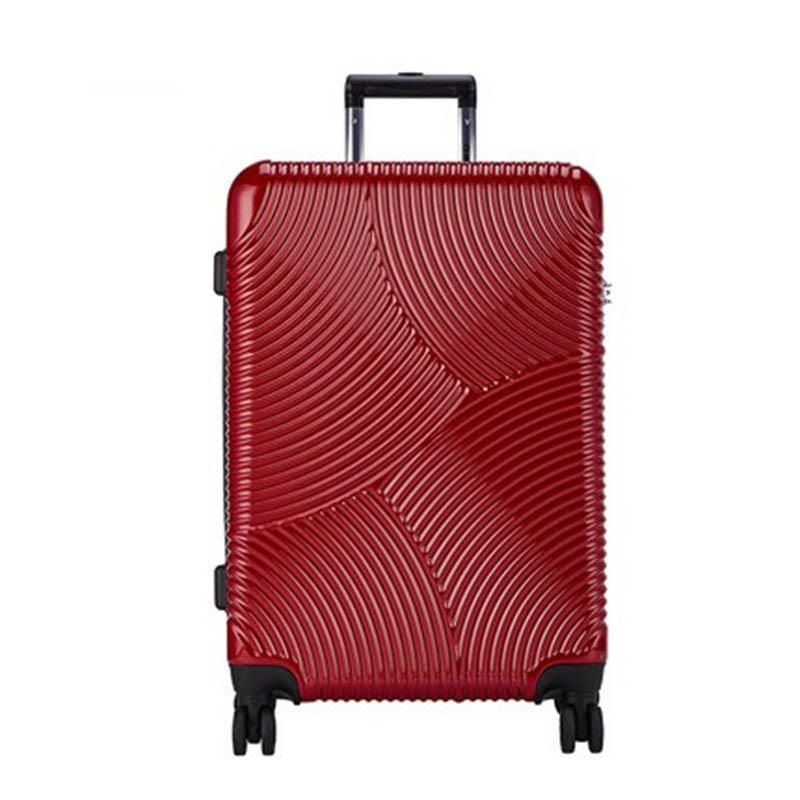 2024inch fashion trip wheels suitcases and travel bags valise cabine maletas koffer valiz suitcase rolling luggage