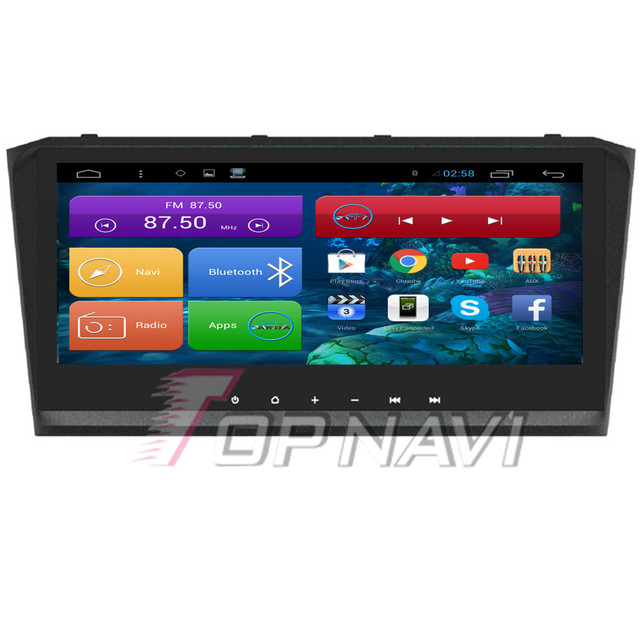 Free Shipping 8.8'' Quad Core Android 4.4 Car PC GPS for Toyota Avensis 2004 2005 2006 2007 2008 With Radio Stereo Mirror Link