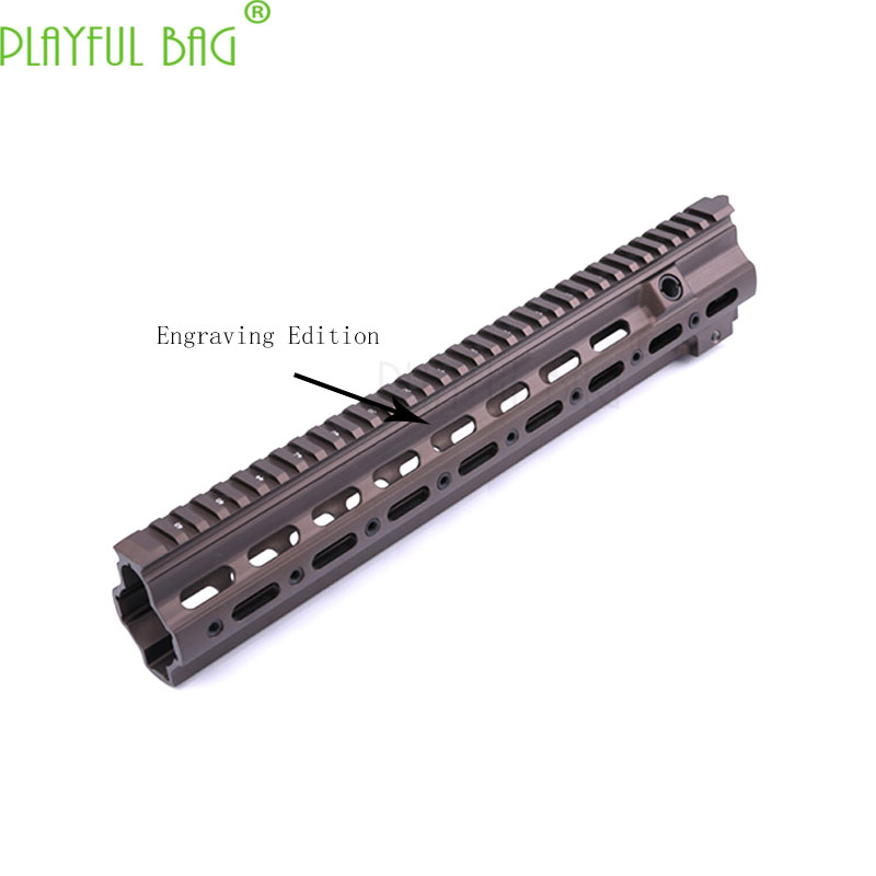 Outdoor activity CS RAIL upgrade material <font><b>416</b></font> fish bone toys water bullet gun model Best accessories for children's games OJ65 image