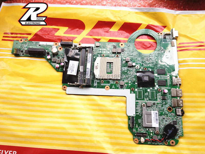 713256-001 / 713256-501 DA0R63MB6F1 For HP Pavilion 14 15 Notebook Motherboard DSC HM86 2GB 100% Tested OK