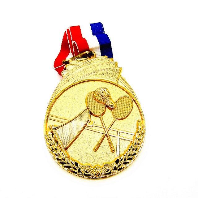 huy chương giải cầu lông 2019