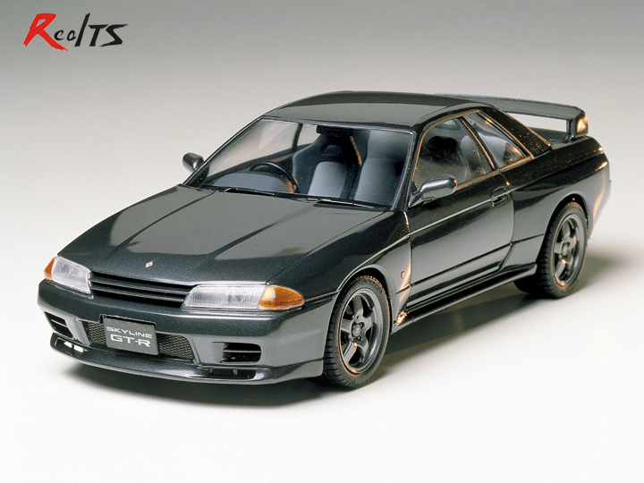 RealTS Tamiya 24090 1/24 Scale Model Car Kit Skyline GT-R R32 realts tamiya 1 350 78015 tirpitz german battleship model kit