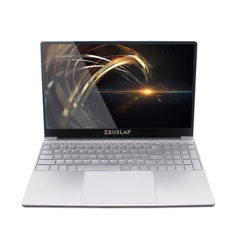 Laptop 15.6inch 8GB RAM+256 SSD Intel Core I3-5005U CPU 1920X1080P FHD Wifi Bluetooth Win10 System Ultrathin Notebook Computer