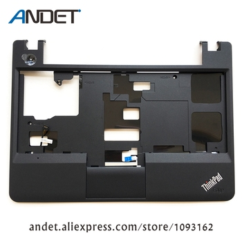 цена на New Original For Lenovo ThinkPad Edge E130 E135 E145 Palmrest Keyboard Bezel Cover Upper Case with Touchpad 04Y1208 00JT246
