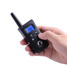500M Dog Training Collar 3 Modes Rechargeable Electrical Anti Bark Waterproof Remote Pet Tool