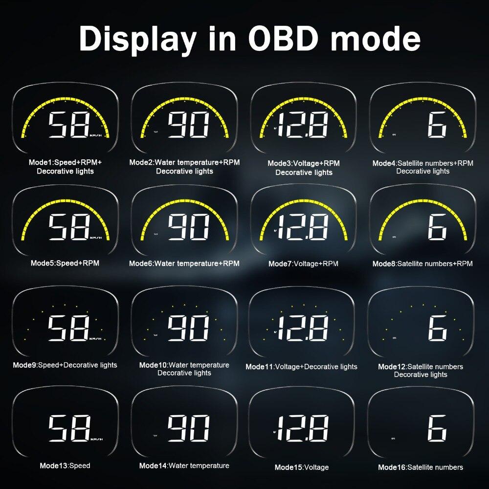OBD模式
