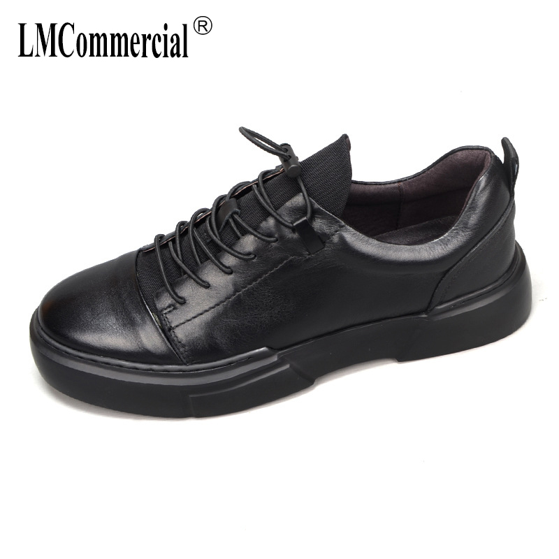 men's leisure Genuine leather shoes spring and autumn summer all-match cowhide breathable sneaker fashion boots men casual shoes spring autumn summer new men s casual shoes genuine leather all match cowhide breathable sneaker fashion boots men casual shoes