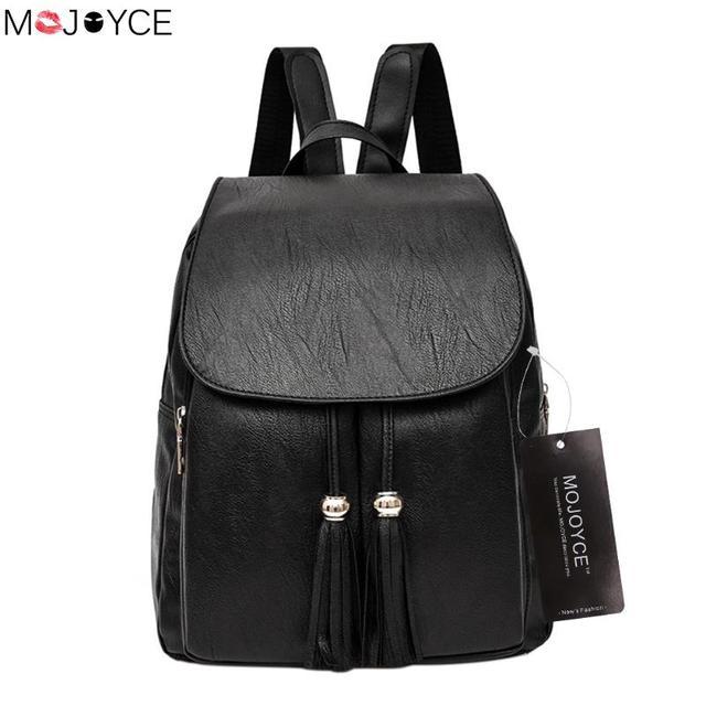 afb81c0e20563 حقائب ظهر نسائية حقيبة الأزياء بو الجلود سيدة حقائب الظهر الأزياء عالية  الجودة الفتيات حقيبة الظهر