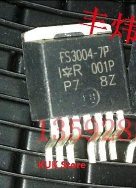 FS3004 7P IRFS3004 7P IRFS3004 7 AUFS3004 7P AUIRFS3004 7P AUIRFS3004 7 3004 7 D2PAK Original NEUE 20 teile/los-in Ersatzteile & Zubehör aus Verbraucherelektronik bei  Gruppe 1