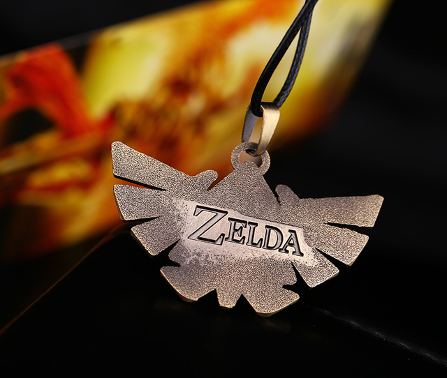 The Legend of Zelda Pendant Necklace For Women Men Jewelry