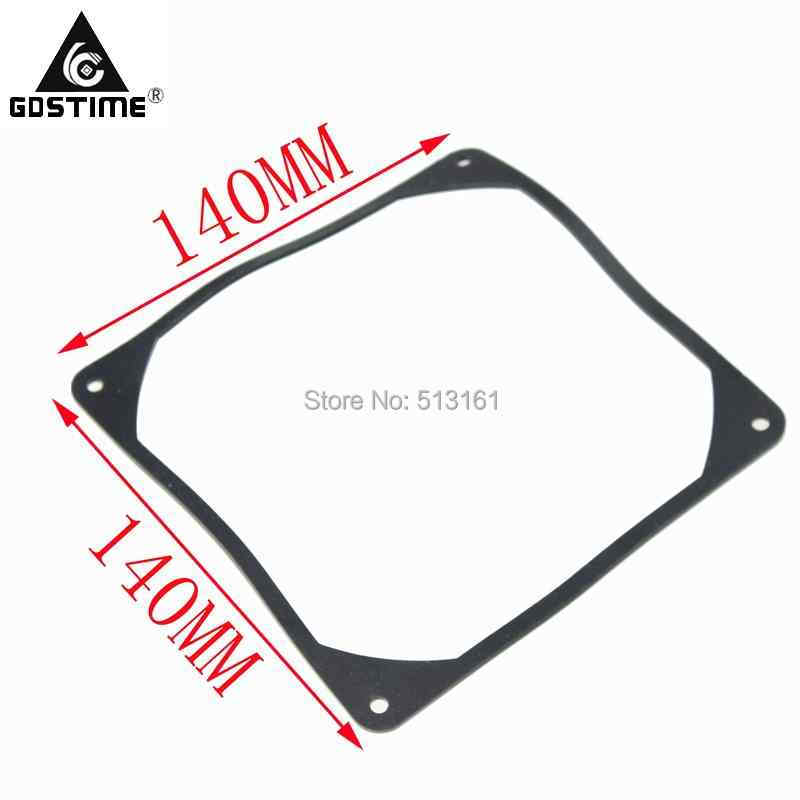 20PCS Gdstime 140mm PC Computer Case Fan Anti Vibration Rubber Gasket 14cm in Fans Cooling from Computer Office