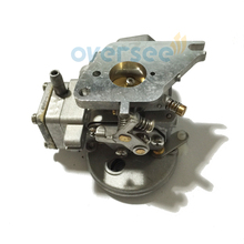 6E0 14301 05 or 6E3 14301 00 Carburetor For Yamaha 4HP 5HP 2 Stroke Outboard Engine