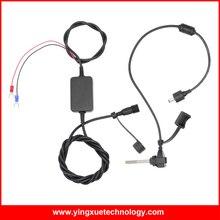 Motorcycle USB Port 12V-24V 2.8A Waterproof USB Charger for Smart Phones GPS