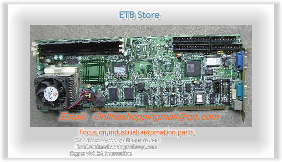 PCA-6178 B1 Embedded Industry Main Board 90 days Warranty