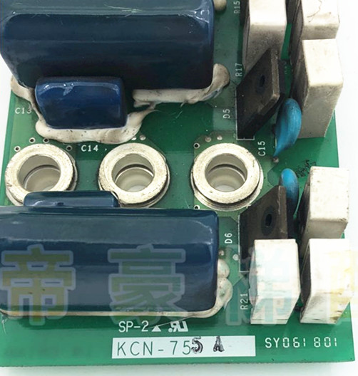 US $198 93 7% OFF|FOR Mitsubishi Elevator Parts KCN 755 KCN 755A GPS 3  Power Board-in Computer Cables & Connectors from Computer & Office on