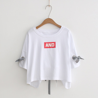 Top Tees Women Summer Loose...