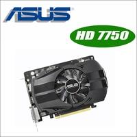 Asus HD7750 FMLII 1GD5 HD 7750 1G D5 GDDR5 128 Bit PC Desktop Graphics Video Cards