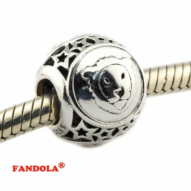 pandora bracelet leo charm