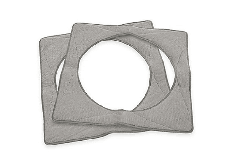 все цены на Replacement Microfiber Cleaning Pads Cleaning Cloth for ECOVACS WINBOT W930 Set of 2 онлайн