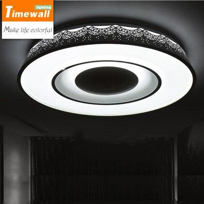 lámpara de dormitorio circular sala 2016 lustres principal fgYb76y