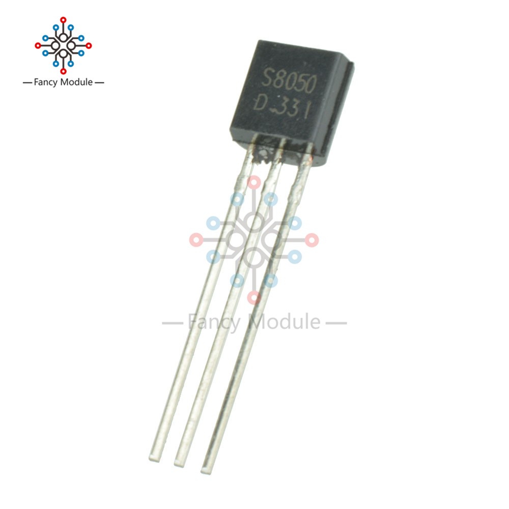 Transistor S8050D S8050 10 Stk 625mW 0,5A NPN 40V