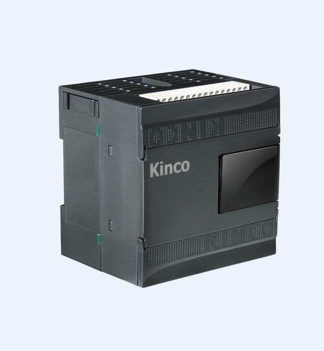 Kinco PLC K205-16DR can replace K504-14AR PLC CPU power supply DI, 6*DC24V, DIO, 4*DC24V, DO, 6* relay k504 14ar kinco plc cpu di 8 do 6 relay output ac85 265v new in box