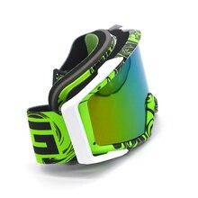 Óculos de proteção da motocicleta Óculos De Motocross Off Road capacete googles óculos de sol Óculos de bicicleta Da Sujeira Da Motocicleta Moto Óculos de Proteção Ao Ar Livre