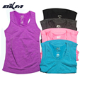 2017 high quality Women summer new Slim breathable quick-drying vest women's fitness stretch sleeveless vest cool vest