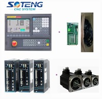 Economical 3 axis CNC Controller kit for small lathe machine